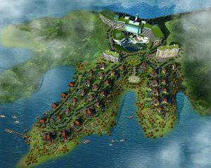 賽麗千島湖度假區 Qian Dao Lake Resorts