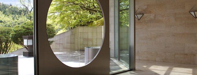 創造地上天堂 日本京都美秀博物館