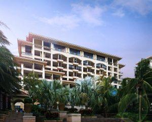 大華海口西海岸溫泉別墅及酒店 Coastleader