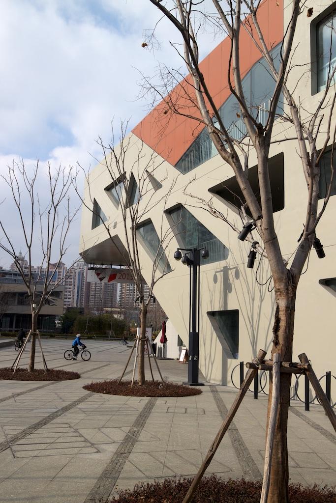 上海世博城市最佳實踐區