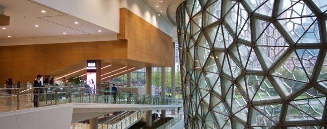 自然無間隔的小宇宙 上海自然博物館