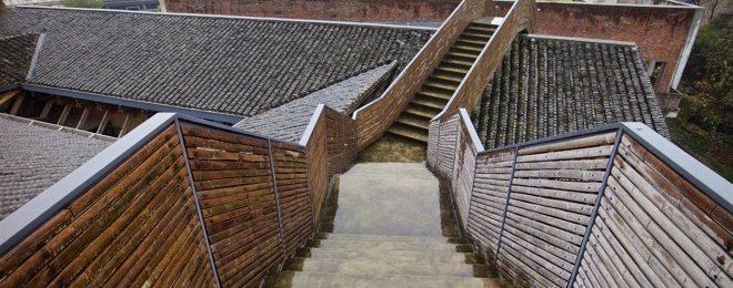 普利茲建築師的鄉土建築 杭州水岸山居