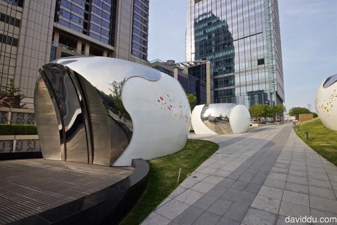 上海環貿iapm 商場