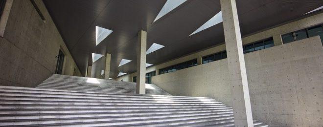 幾何型態與自然元素共譜的心靈場所 杭州良渚文化藝術中心