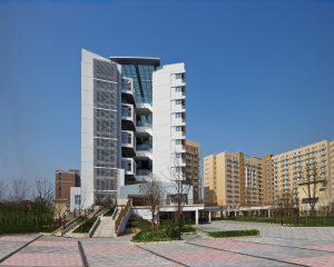上海北翟路公租房項目 An Apartment Complex in Shanghai