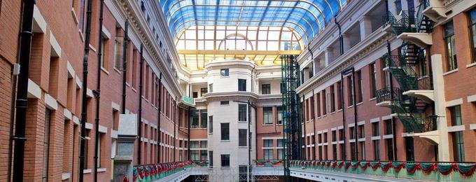 見證上海歷史的歐洲折衷主義建築 上海郵政總局