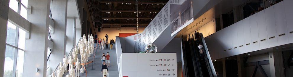 發電廠的華麗轉生 上海當代藝術博物館