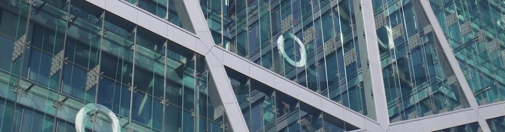 京城慢建築 北京僑福芳草地購物中心