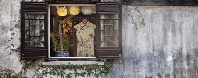 中國歷史文化名街 蘇州江平路
